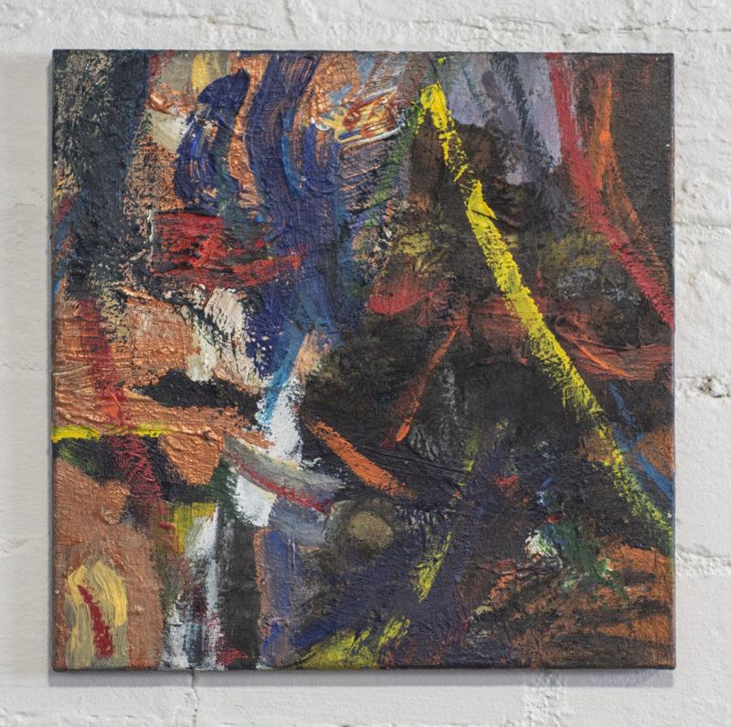 maalaus akryyli hiili